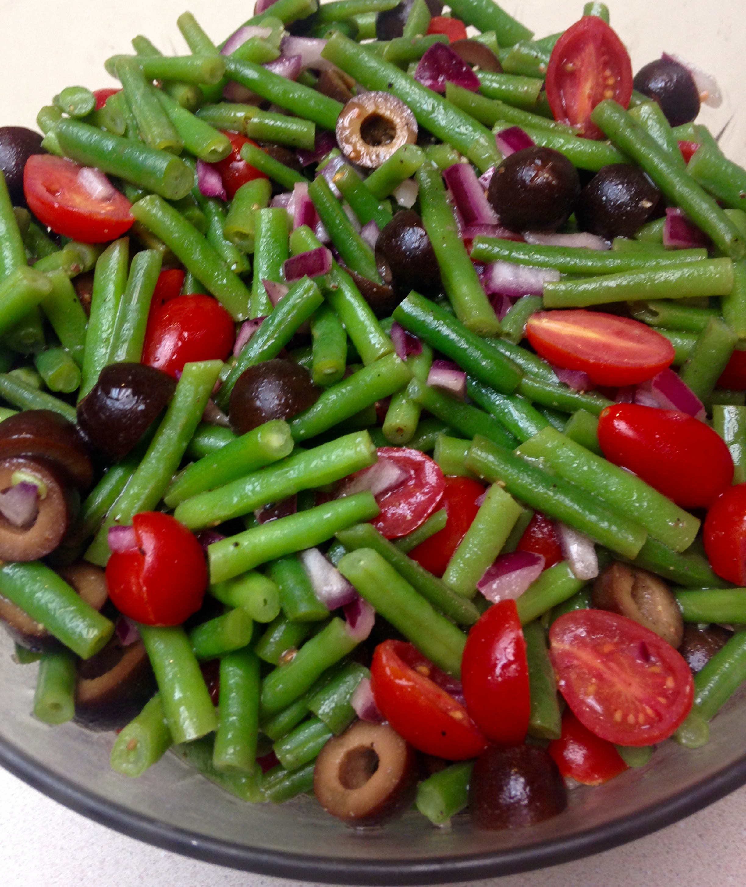 coldgreenbeansalad