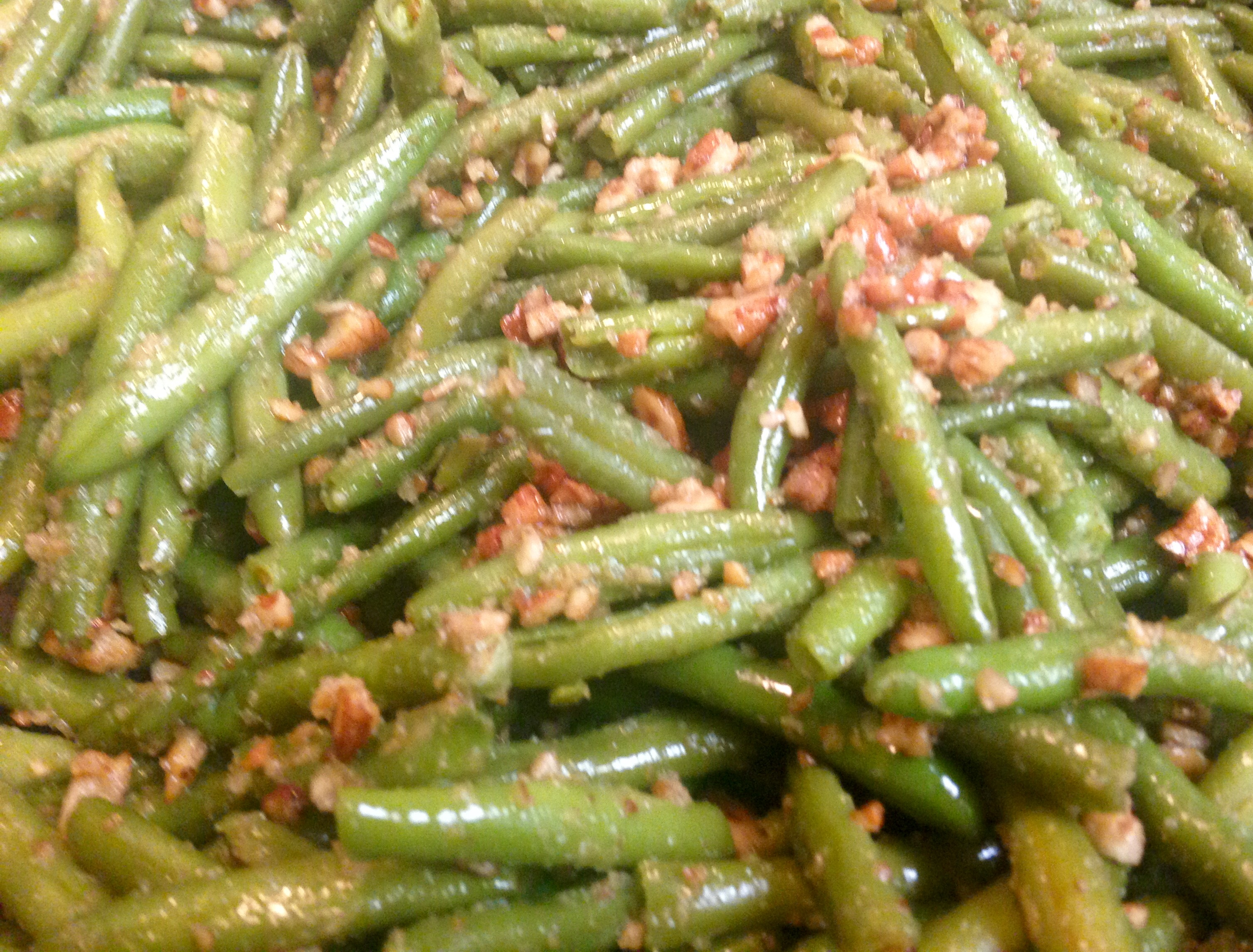 pecangreenbeans